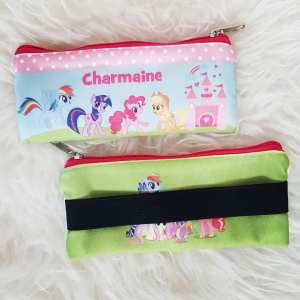 Personalised Pencil Case with Name Singapore - Book Band Pouch