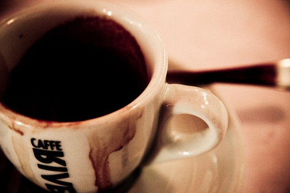 coffee poetry prompt