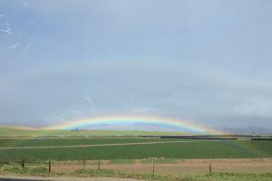 double rainbow santa barbara