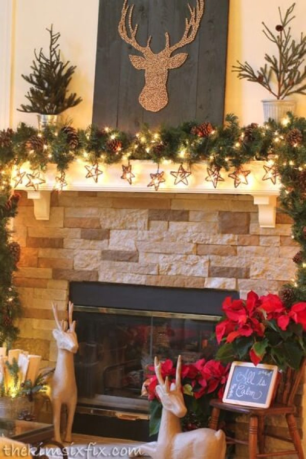 rustic-deer-mantle