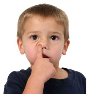 Child Behavior: Eeeew! - Nose Picking