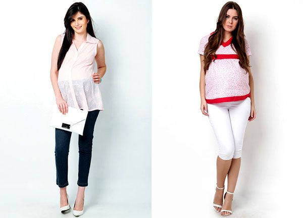 What To Wear When Pregnant