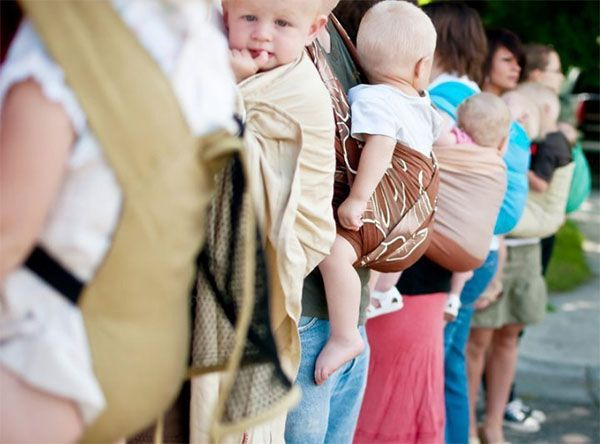 Using Baby Carriers