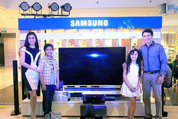 A Family's Dream Home Courtesy Of Samsung