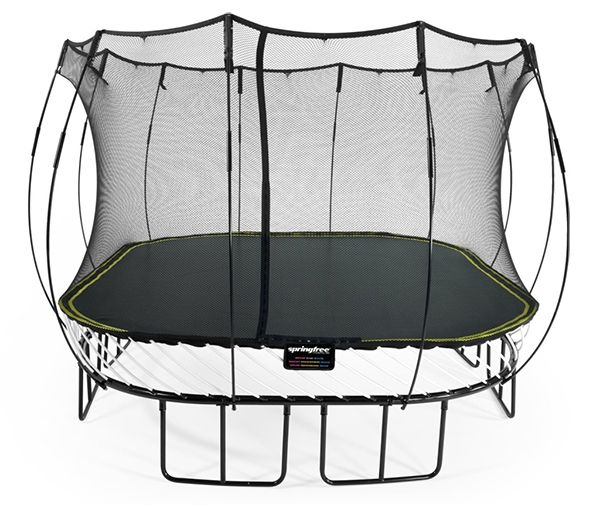 Canadian Trampolines Are Now Safer Than Ever