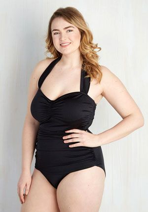 Plus-Size Swimwear Looks Better Than Ever, So Find Yours Online