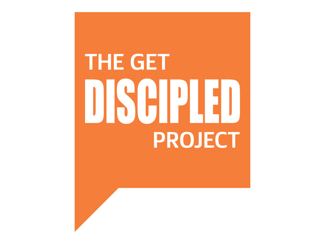 Twenty 4 Design - The Get Discipled Project Brand Development