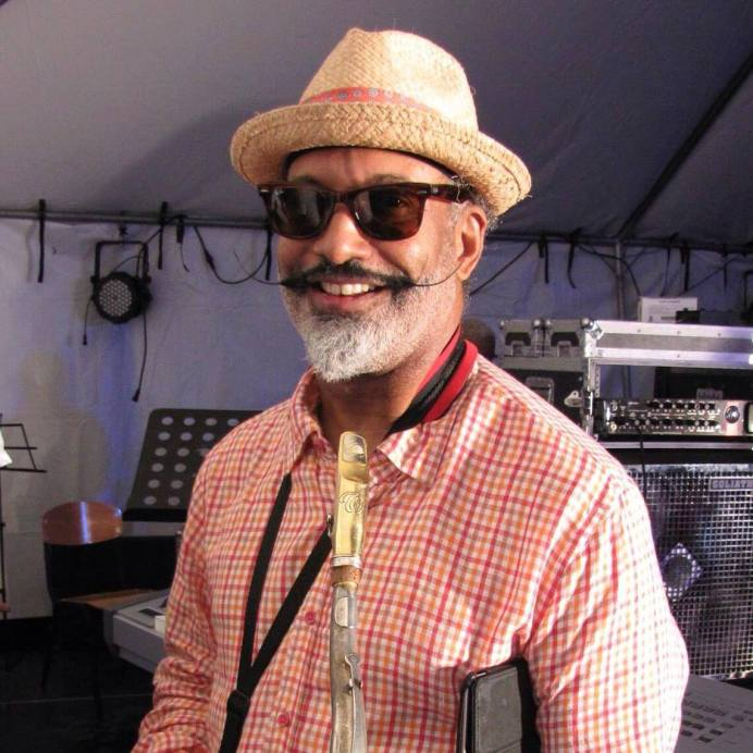 Photo Courtesy of Arturo Tappin You can hear the Caribbean's heartbeat in Arturo Tappin's saxophone. Born and raised in Barbados, he received a scholarship to study music from the Berklee College of Music in Boston. His music incorporates roots-reggae and jazz, as he is inspired by the culture and vibe of his beautiful island and the surrounding Caribbean islands. His album, Java , bellows a rhythmic track featuring dub poet, Mutabaruka as well as a smooth rendition of Bob Marley's No Woman, No Cry. He has worked with stellar artists and currently works with Roberta Flack.