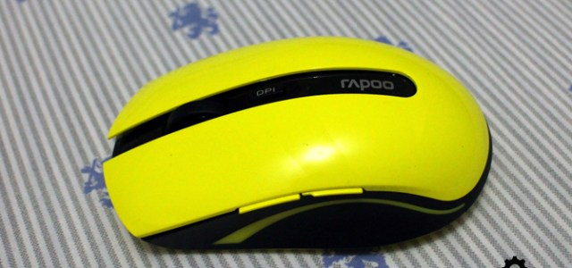 DAILY DRIVEN | Rapoo 7200P Wireless Optical Mouse