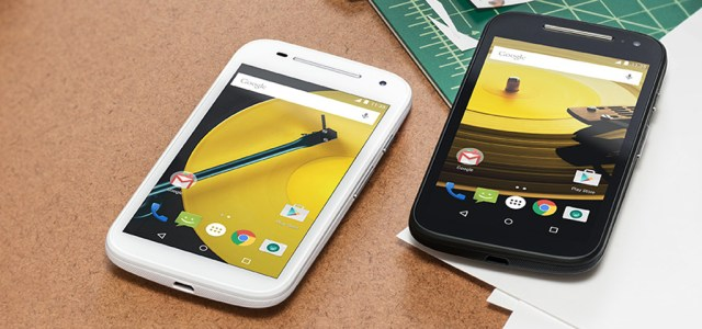 Motorola releases the Moto E 2015 edition and it's awesome