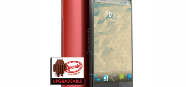 Starmobile OCTA gets KITKAT update