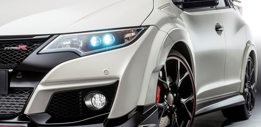 This is the 2015 Honda Civic Type R