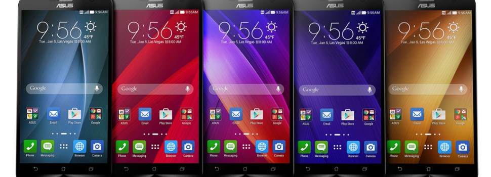 ASUS reveals Zenfone 2 specs and PH availability