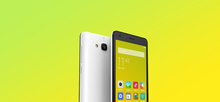 Xiaomi sets Redmi 2 local release on April 28