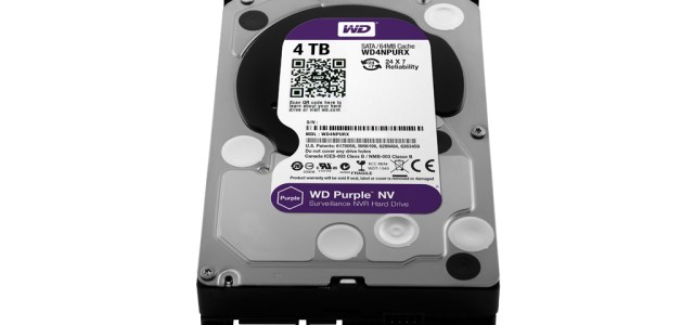 WD upgrades Purple 3.5-inch drives for CCTVs