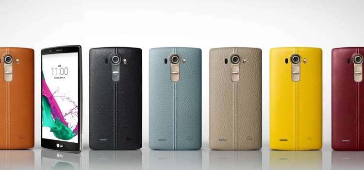 LG officially announces the LG G4