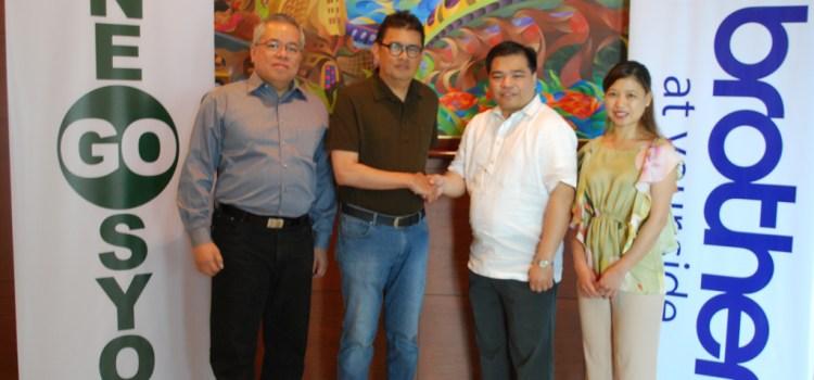 Brother Philippines partners with Go Negosyo to spur Filipino entrepreneurship