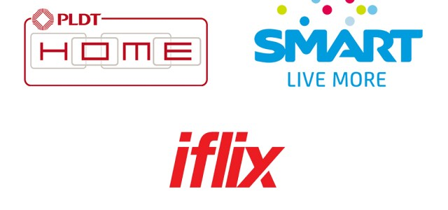 It's official: Smart and PLDT partners with iflix