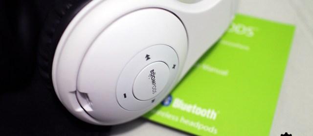 DAILY DRIVEN | Boompods Bluetooth Headpods