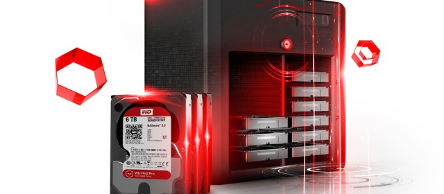 Seeing red: WD's Red Pro now available in 6TB variant