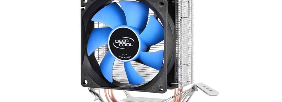 BUDGET BUILDING Part 2   The Deepcool Ice Edge Mini FS V2.0 Heatsink Fan