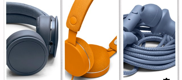 Urbanears releases fall colorways for their products