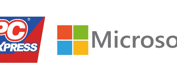PC Express in partnership with Microsoft offer quality devices with Windows 10 OS
