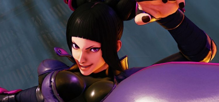 Juri is SFV's latest character