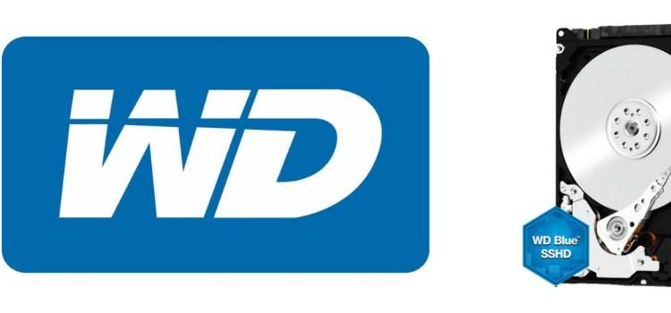 FIRST IMPRESSIONS | WD Blue SSHD 2.5 1TB WD10J31X