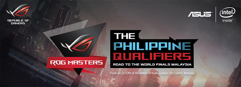 ASUS Republic Of Gamers Officially Announces ROG Masters 2016