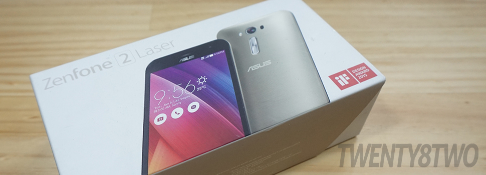 FIRST IMPRESSIONS | ASUS ZenFone 2 Laser 5.5S