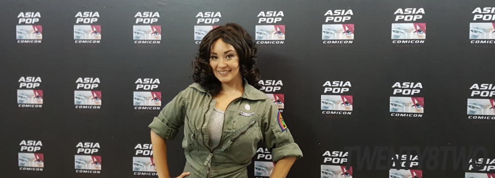 AsiaPOP Comicon 2016: Ani-Mia