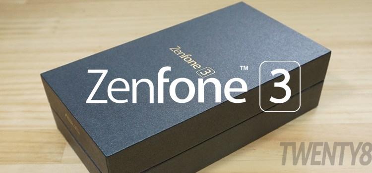 DAILY DRIVEN   ASUS ZenFone 3 ZE552KL