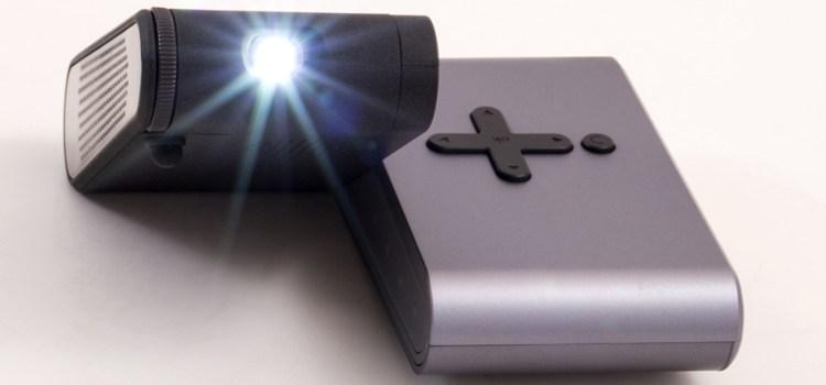 Lenovo announces availability of their new Pocket Projector