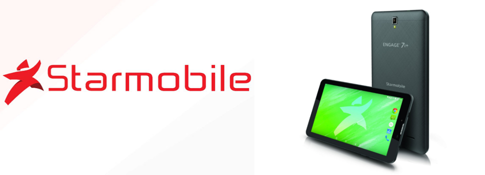 Starmobile lauches faster Engage 7i+ Call-and-Text tablet