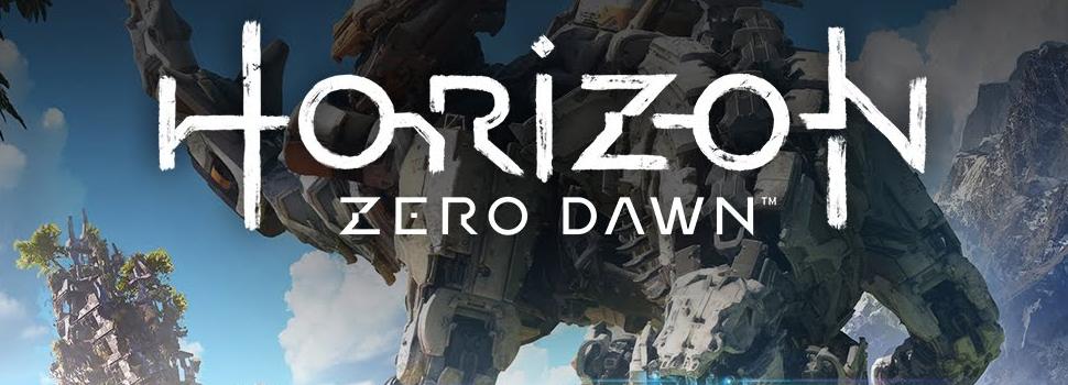 Horizon Zero Dawn release, pre-order dates announced