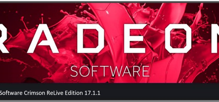 AMD releases Radeon Software Crimson ReLive Edition 17.1.2