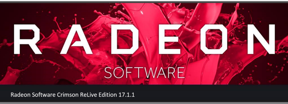 AMD releases Radeon Software Adrenalin Edition 18 4 1