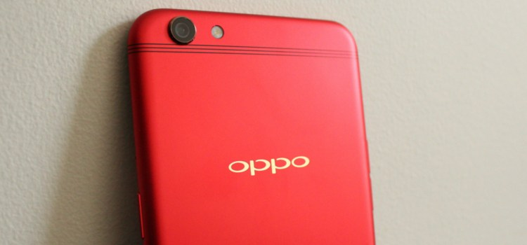 A Quick Unboxing of the OPPO R9s New Year Anniversary Edition