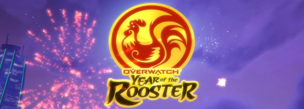Overwatch's Year of the Rooster event is live!