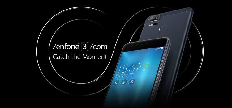 CES 2017: The Asus ZenFone Zoom 3