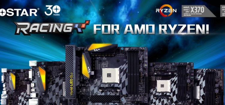 BIOSTAR announces their RACING line of motherboards for AMD RYZEN