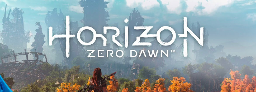 Horizon Zero Dawn Global Sales Exceed 2.6 Million