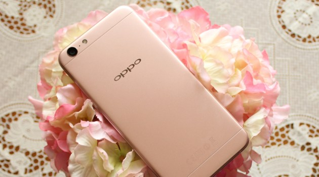 DAILY DRIVEN   OPPO A39