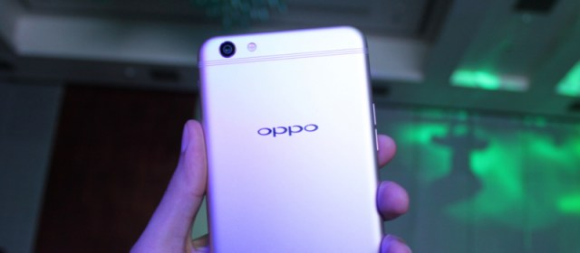 OPPO launches the F3 Plus, its dual selfie camera Flagship