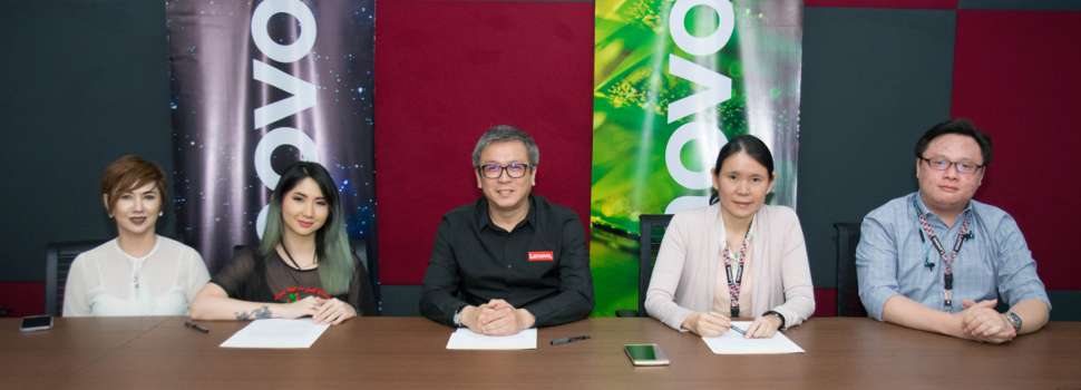 Lenovo announces Ashley Gosiengfiao as the face of 'Lenovo Legion' in the Philippines