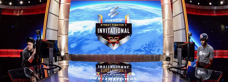 ELEAGUE Street Fighter® V Invitational debuts on TruTV & Warner TV