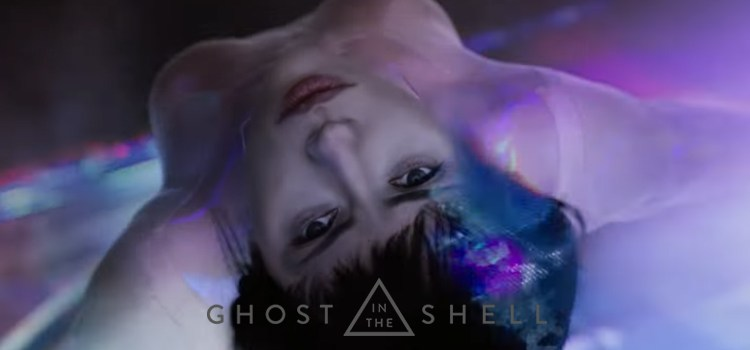 MOVIE REVIEW   Ghost in the Shell