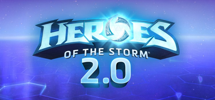 Heroes 2.0: The biggest Heroes of the Storm update ever to go live on April 25