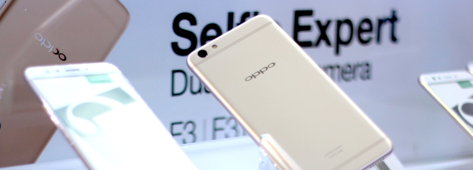 Strong start for OPPO F3 Plus in PH, with over 8,000 units sold